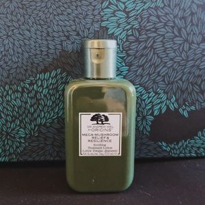 ORIGINS MEGA-MUSHROOM LOTION - used only once!
